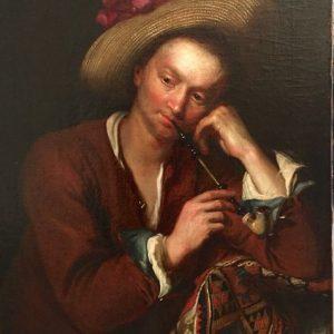 Antoine Pesne - Öl auf Leinwand